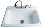 Canyon Bath Cast Iron Sinks