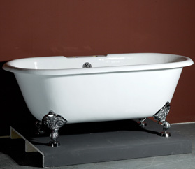 Cast Iron Dual Tubs