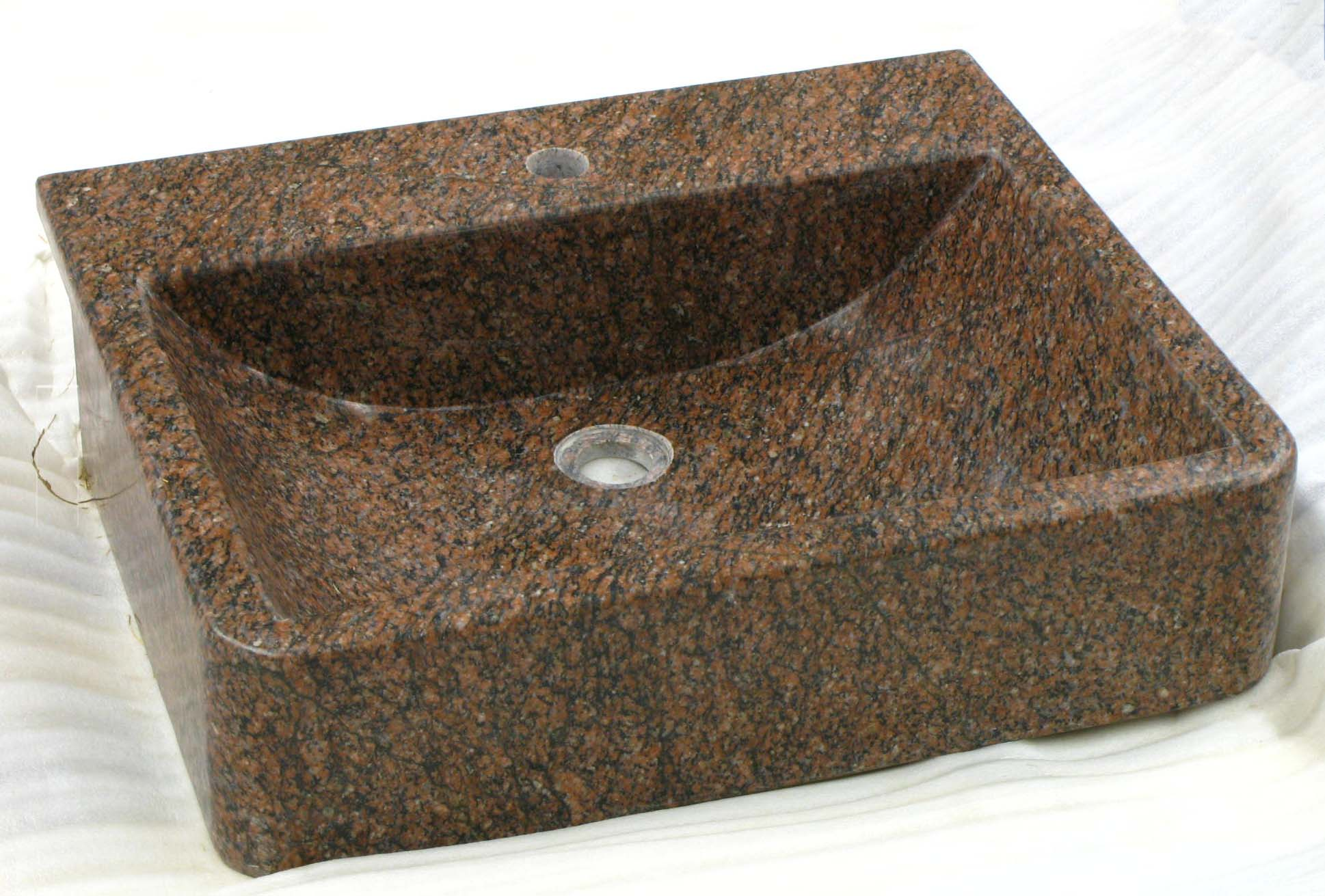 Canyon Bath granite sinks