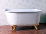 canyon bath clawfoot Swedish roll top tubs